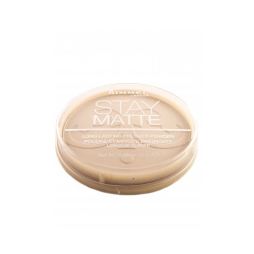 Rimmel Stay Matte Long Lasting Pressed Powder - 002 Pink Blossom