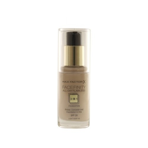 Max Factor All Day Flawless 3-in-1 Foundation 40 Ivory