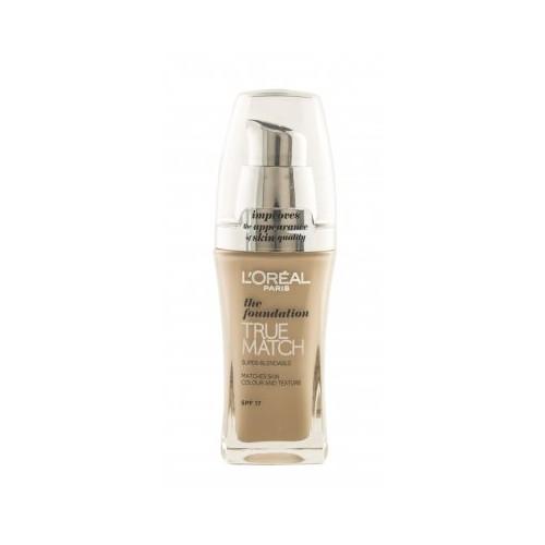 L'Oréal True Match Super-blendable Foundation 30ml - D3/W3 Golden Beige