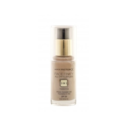 Max Factor  All Day Flawless 3-in-1 Foundation 65 Rose Beige