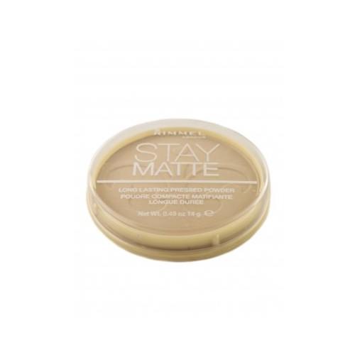 Rimmel Stay Matte Long Lasting Pressed Powder - 004 Sandstorm