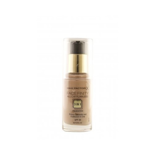Max Factor  All Day Flawless 3-in-1 Foundation 50 Natural