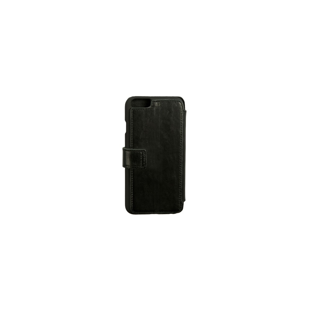 Köp Nic   Mel Nic Mel Slim Stan Bookcase iPhone 6 Plus Cognac på ... 24ebab22ff056