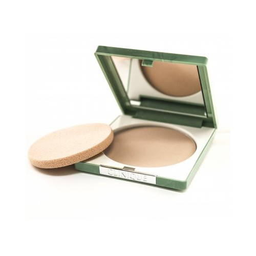 Clinique Stay-Matte Sheer Pressed Powder - 01 Stay Buff