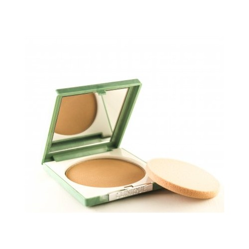 Clinique Stay-Matte Sheer Pressed Powder - 04 Stay Honey