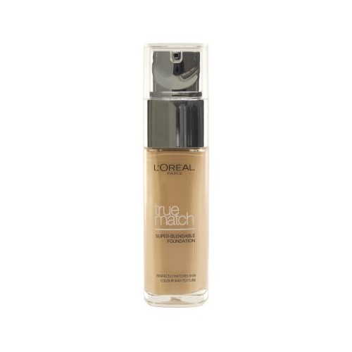 L'Oréal Paris True Match Super-blendable Foundation 30ml -  5D/5W Golden Sand