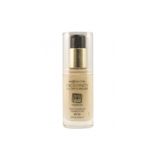 Max Factor All Day Flawless 3-in-1 Foundation 33 Crystal Beige