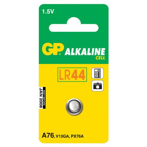 GP LR44 1,5V 1-pack