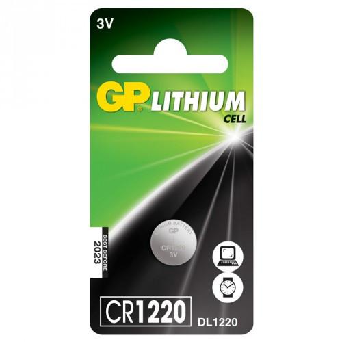GP CR2025 3V 1-pack