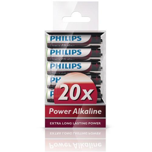 Philips Power Alkaline AAA 20-pack