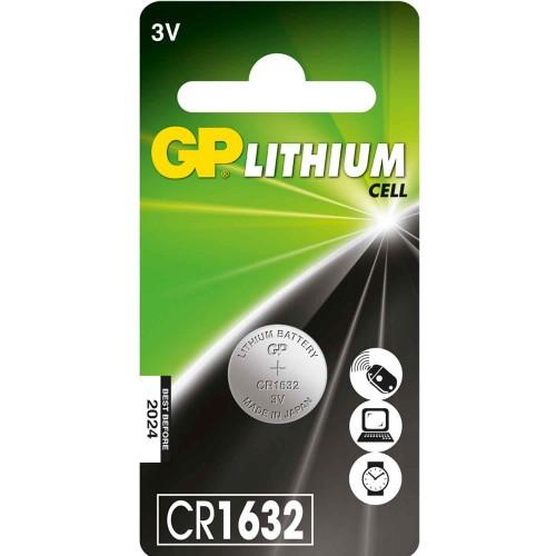 GP CR1632 3V 1-pack Lithium