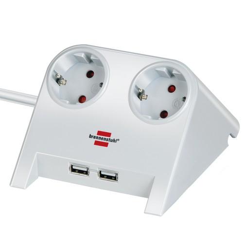 Brennenstuhl DesktopPower USB-charger 2v Vi