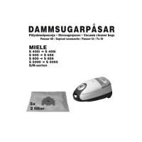 Champion Dammpåsar Miele 5st