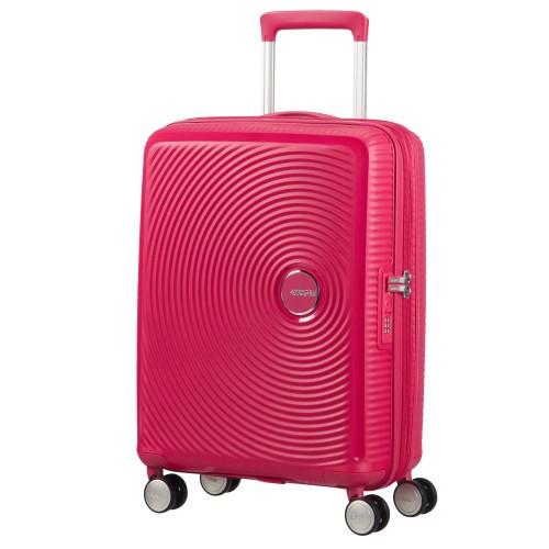 American Tourister Soundbox Sp 55 Rosa