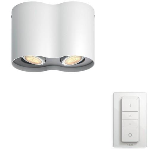 Philips Hue Pillar White Amb double Vi
