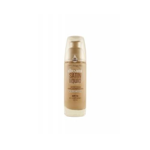 Maybelline  Dream Satin Liquid Foundation SPF13 - 45 Light Honey