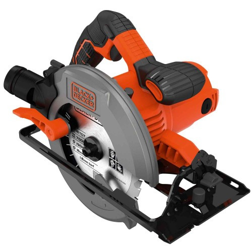 Black & Decker Cirkelsåg 1500W 66mm