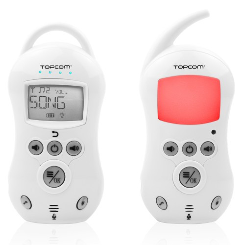 Topcom Digital Babymonitor KS-4222