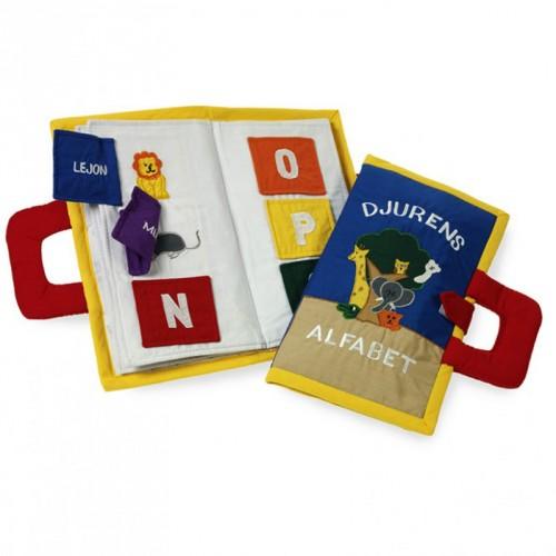 Oskar&Ellen Djurens alfabet