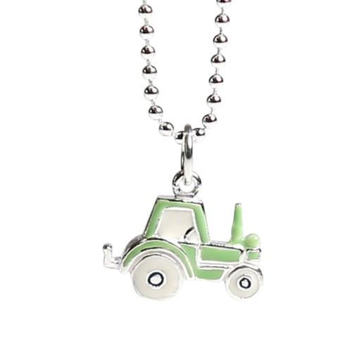 Kalas Halsband Traktor