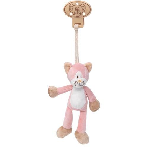 Teddykompaniet Diinglisar, Clip, Katt,