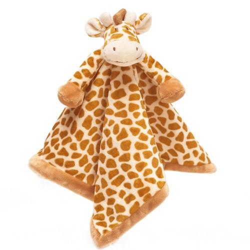 Teddykompaniet Diinglisar  Snuttefilt Giraff