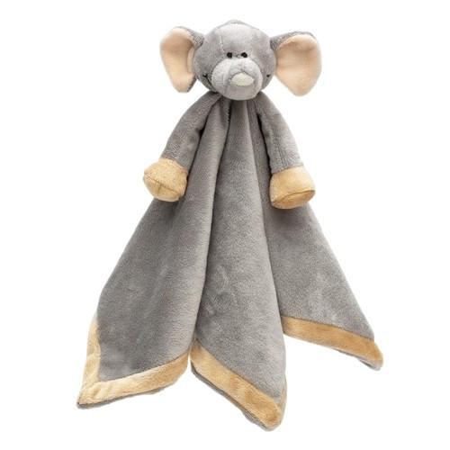 Teddykompaniet Diinglisar  Snuttefilt Elefant