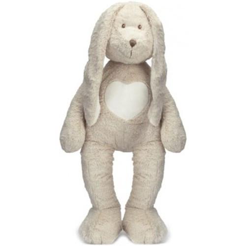Teddykompaniet Teddy Cream Kanin mellan grå