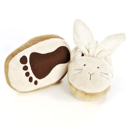 Teddykompaniet Diinglisar Baby Tofflor, Kanin