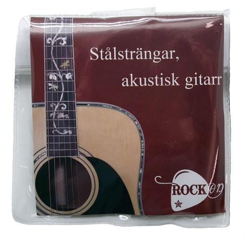 Rock On Stålsträngar Akustisk Gitarr