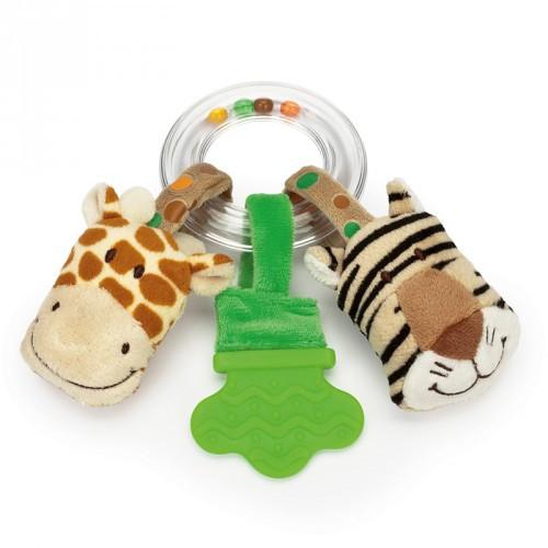 Teddykompaniet Diinglisar  Giraff & Tiger