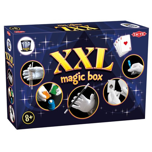 Tactic Trollerilåda  Top Magic XXL
