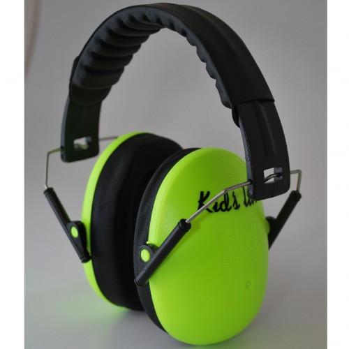 A-safety Hörselskydd för barn Grön