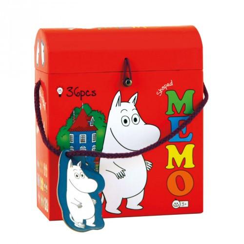 Barbo Toys Mumin Memory