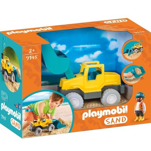 Playmobil Sand Grävskopa
