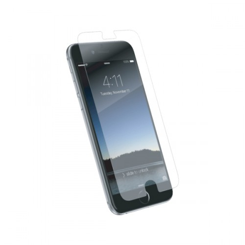 Zagg (invisibleSHIELD) Invisible Shield GLASS skärmskydd | iPhone 6/6s/7 Plus