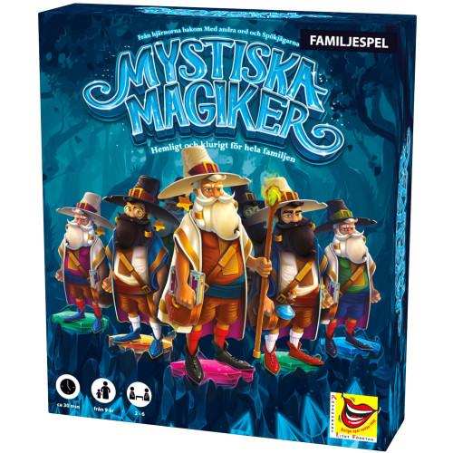 Alf Mystiska Magiker