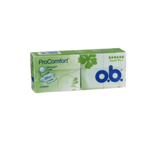OB tamponger ProComfort Super Plus
