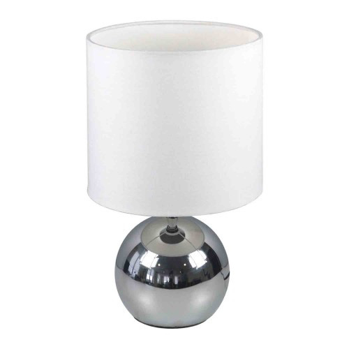 Smartwares Bordslampa touch & dim S Vit