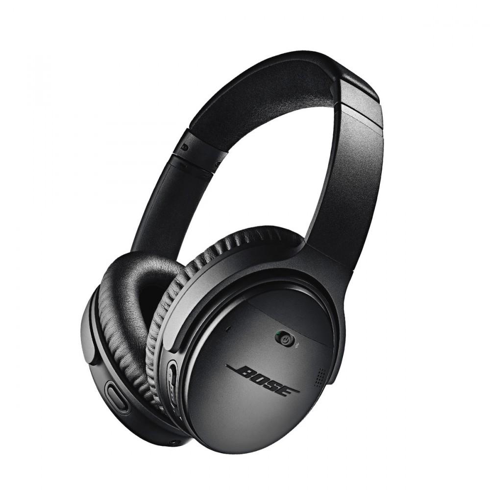 Köp BOSE Bose QuietComfort 35 wireless II - Silver på buyersclub.se b427cb4d52600