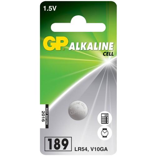GP LR54 1,5V Alkalisk 1-pack