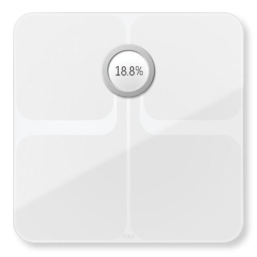 Fitbit Aria 2 Personvåg Wi-Fi Vit