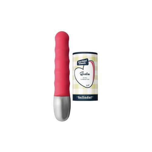 Belladot Greta Mini vibrator röd