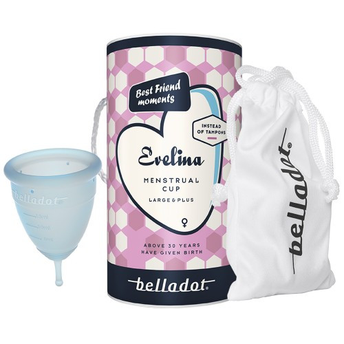 Belladot Menskopp Evelina Large&Plus