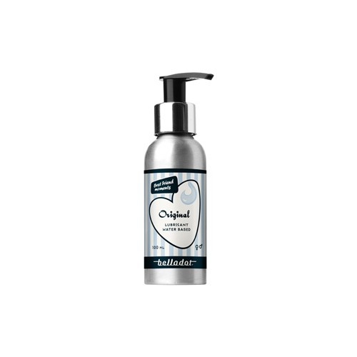 Belladot Glidmedel Vattenb Orig. 100ml