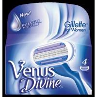 Gillette Venus Divine 4-pack