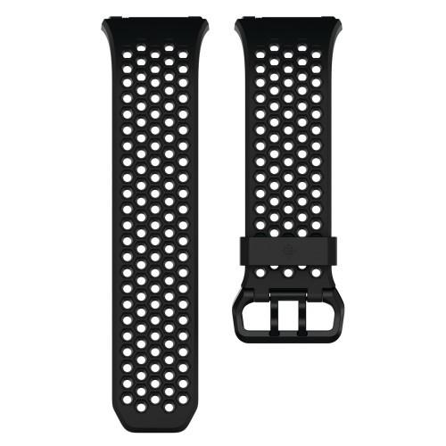 Fitbit Ionic Sportarmband BlackGray L