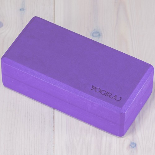 Yogiraj Foam block Purple