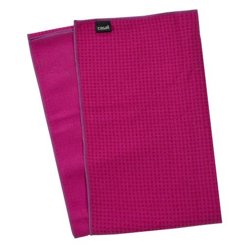 Casall Yoga-Handduk 180x60cm Röd