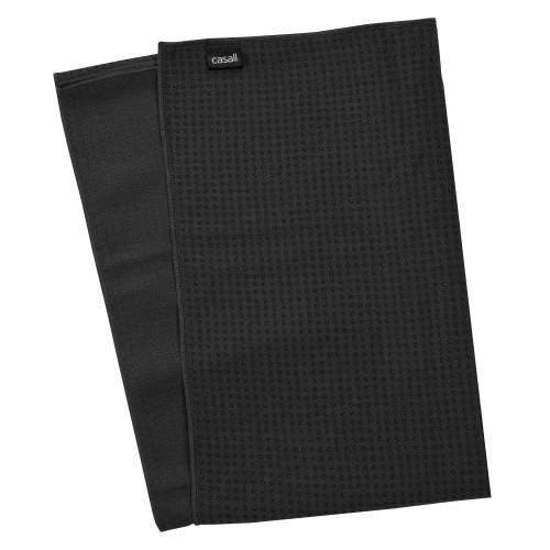 Casall Yoga-Handduk 180x60cm Svart